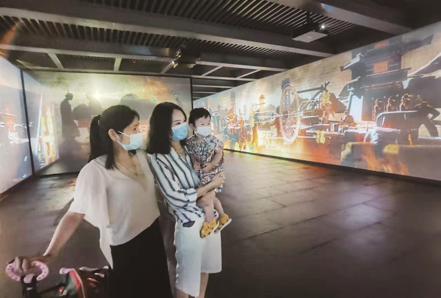 荆州楚王车马阵:别出心裁融科技元素 开启沉浸式体验