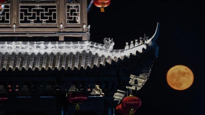 国风·中秋月圆