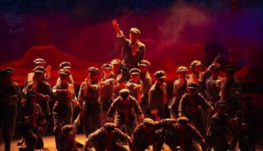 京劇《連心帶》在武漢京韻大舞臺上演