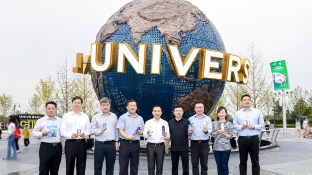 北京环球度假区蒙牛品牌日成功开启
