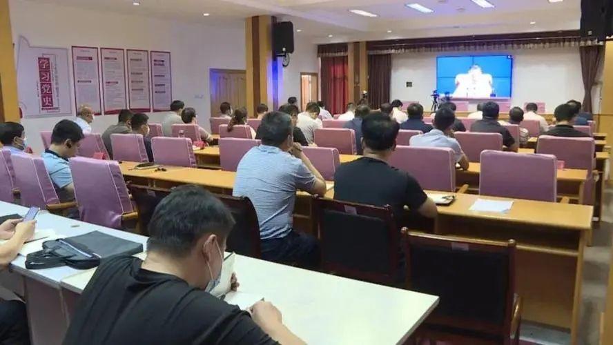 湖北省安委办部署中秋国庆期间安全防范工作