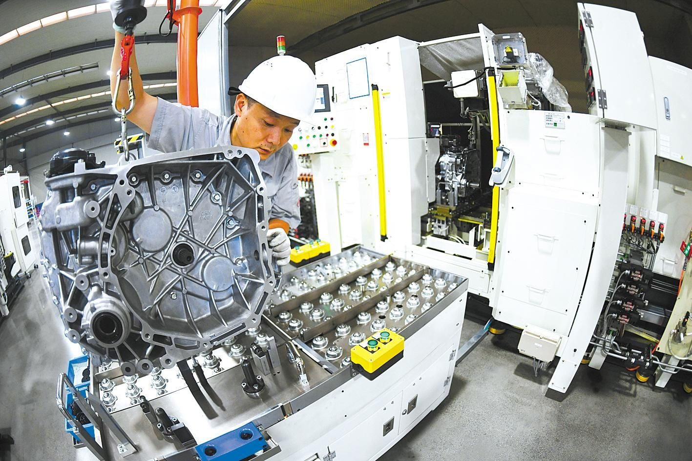 十堰张湾:重点项目强劲发力