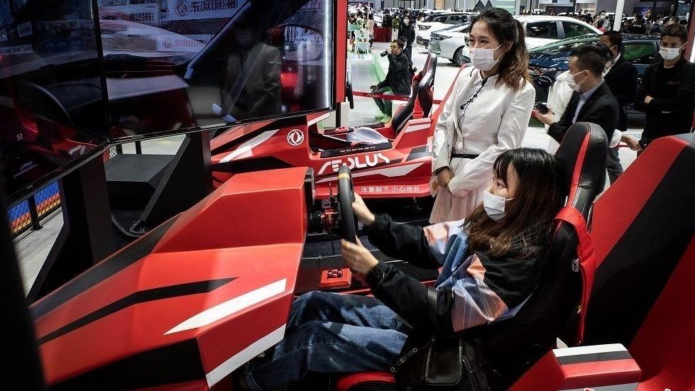 第22届武汉国际车展开幕