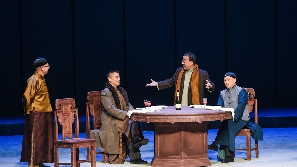 昆剧《梅兰芳·当年梅郎》呈现大师成长史