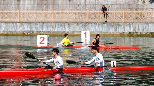 2021年湖北省青少年皮劃艇錦標賽在宣恩開賽
