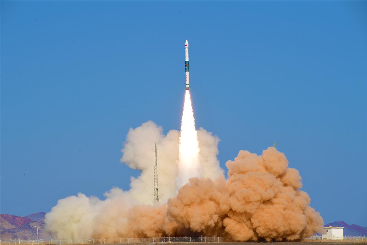 """""""新洲""""号火箭成功发射,系首批汉产火箭之一"""