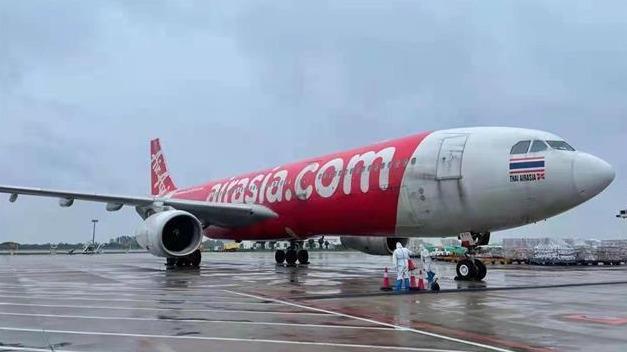 武汉直飞曼谷 湖北再开一条国际航空货运通道