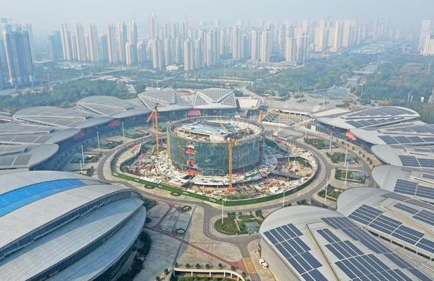 加速打造会展中心城市 武汉国博再升级