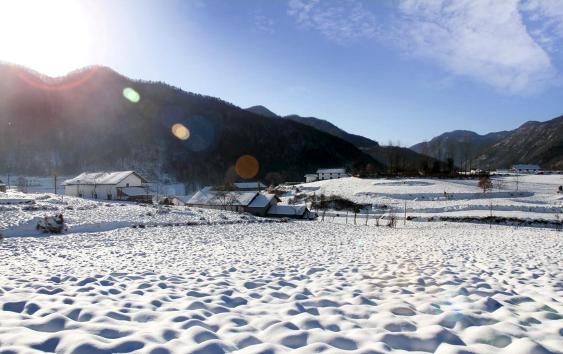 昭君原野,宜昌北极的高山小平原
