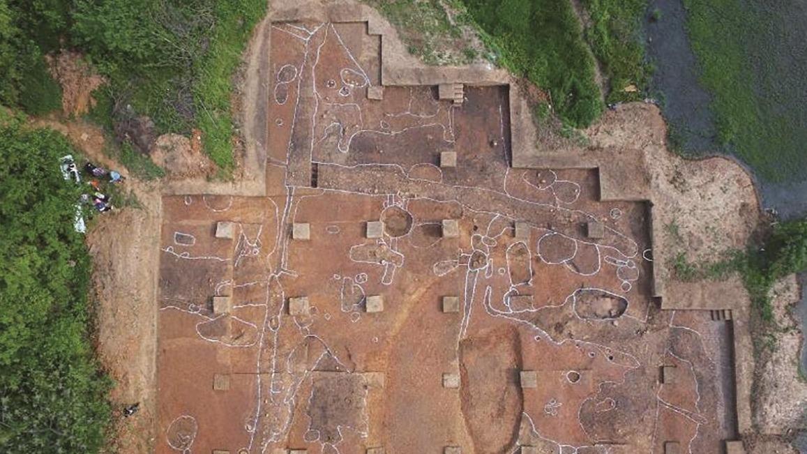 中国百年百大考古发现 湖北占6席仅次于豫陕