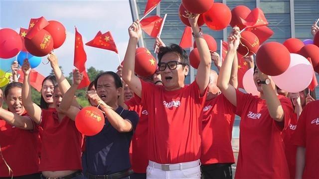 中山舰博物馆:用歌声祝福伟大的祖国