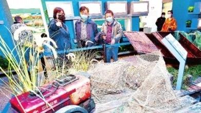 渔民变身护渔员 20件捐赠物见证长江生态巨变