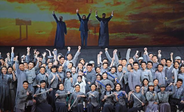 第十七届中国戏剧节在汉开幕