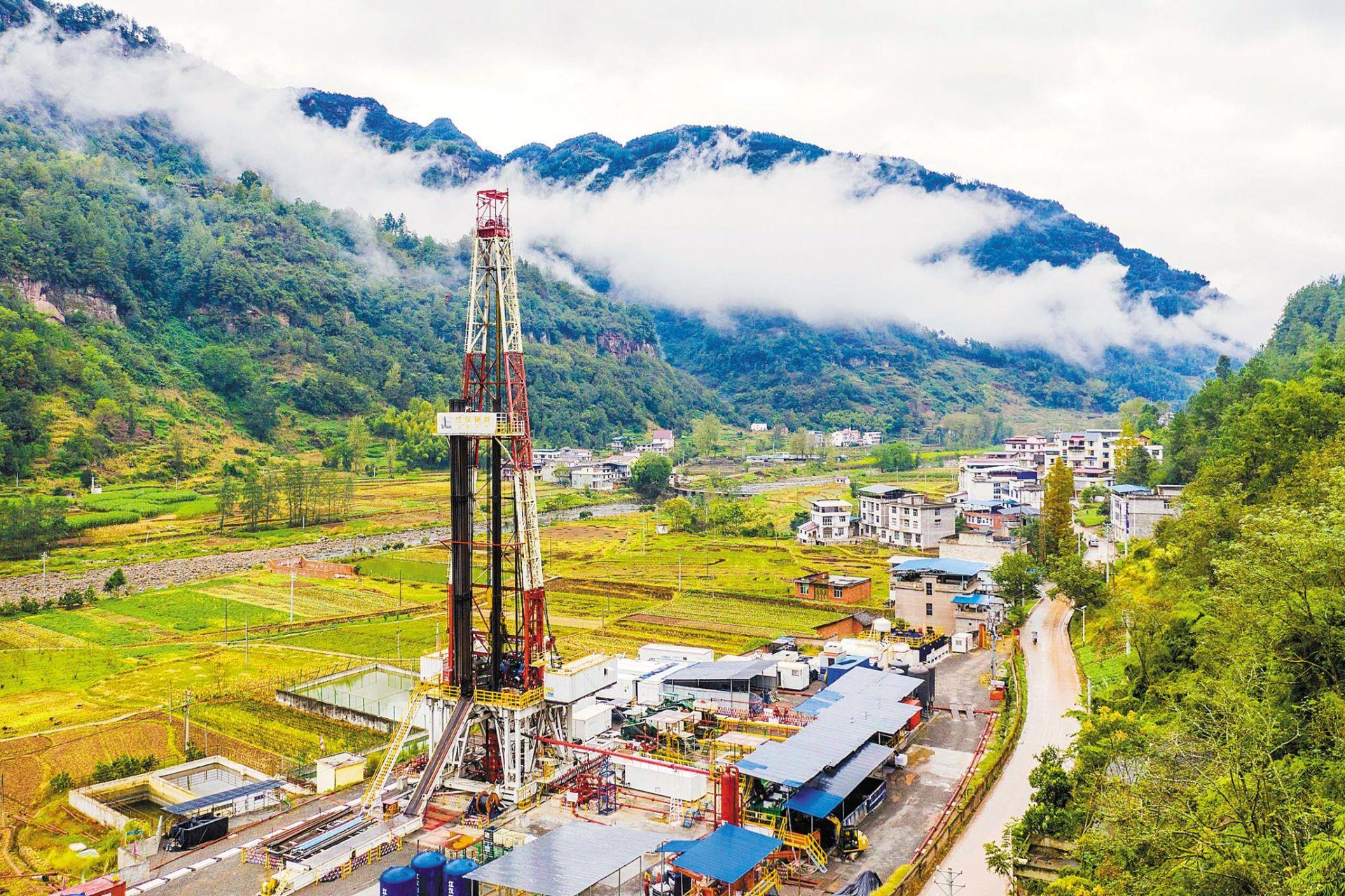 利川页岩气开发加速