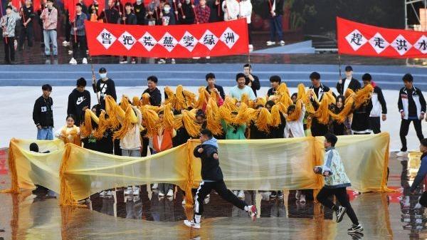 武汉市运会本周六正式开幕