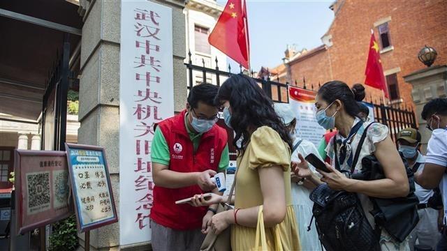 武汉:中共中央机关旧址纪念馆成热门打卡地