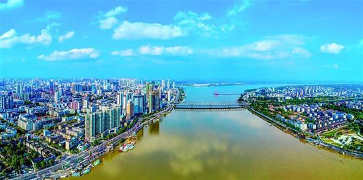 襄阳:冲刺全国城市50强