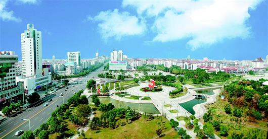 仙桃:水乡田园,活力之城