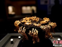 全国打击防范文物犯罪成果展开幕 750余件文物珍品亮相