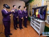 南京:高铁乘务员备战春运