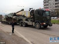 土耳其军队持续向土叙边境增兵