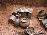 广西发现西汉至明清时期古墓