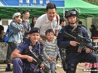 香港警队175周年大汇演
