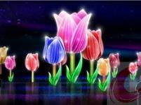 黄石园博园花灯亮点抢鲜看