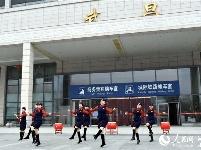 """武铁首场""""快闪""""提前预热2019年春运旅客回家路"""