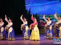 中朝友好迎春文艺演出在平壤举行