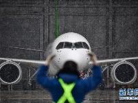C919国产客机:大飞机试飞 大团队保障