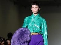 米兰时装周:ANNAKIKI品?#21697;?#24067;秋冬新品