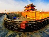 """荆州古城将启动""""亮化工程"""" 荡舟护城河不再是梦"""