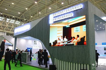 第十二届武汉建博会开幕 装配式建筑新成果引发关注