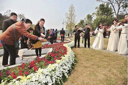 已有53万人次错峰扫墓 周末武汉将迎清明祭扫首个小高峰