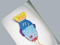 """环保《纸浆乐》课 让一张废旧纸""""开出绚烂的花"""""""