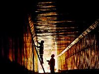"""""""潜龙""""藏光谷!探秘武汉最长地下综合管廊"""