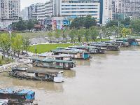 你看,武汉的水岸线在变美