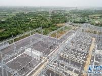 武汉凤凰山变电站扩建工程即将完工