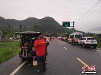 四川宜宾发生6.0级地震 灾区民众迎来震后首日