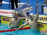 光州世锦赛:男子200米自由泳孙杨夺冠