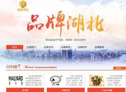 2019品牌湖北:建设品牌强省