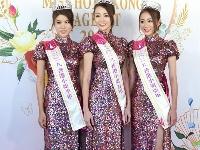 2019香港小姐与媒体见面
