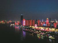 武汉:精致靓丽迎国庆