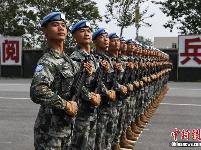 探访国庆阅兵训练场