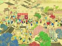在美术馆感受新中国70年溢彩流光