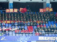 武汉球迷:希望八一女排一冲到底