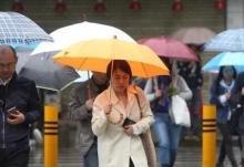 8级阵风+降雨!冷空气周日来袭 ,你的冬装快递到了吗