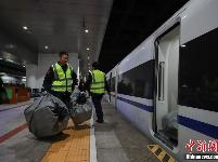 """高铁助力2019""""双十一""""快递运输"""