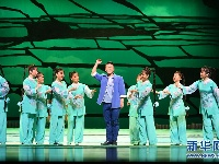 第三届湖北省花鼓戏艺术节在潜江开幕